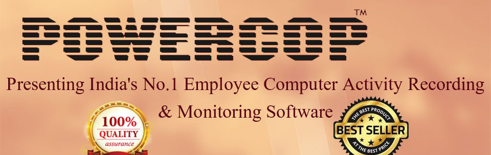Powercop computer PC monitoring software.